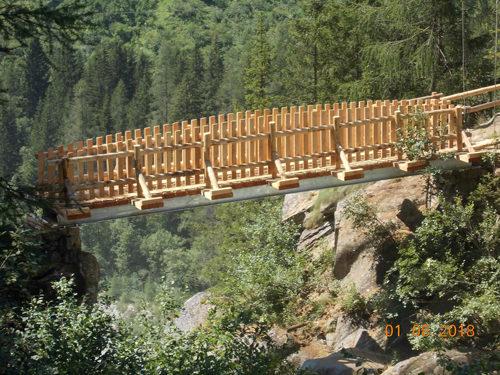 Riapre il Sentiero delle Cascate nel Parco Naturale Adamello Brenta