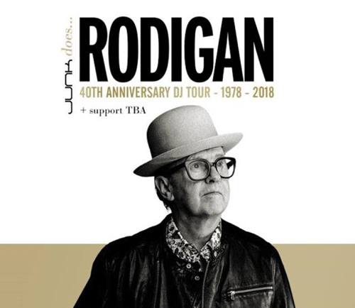 Torna a grande richiesta il leggendario broadcaster/ dj di musica caraibica al mondo David Rodigan