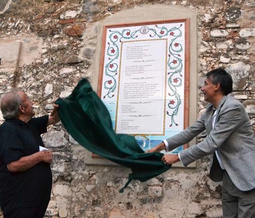 """Il Santuario della Madonna della Nova accoglie la poesia del """"Federiciano"""""""