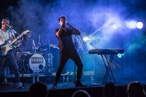 I THEMA in concerto al Circolo Arci Prometeo di Faenza in occasione del MEI2018