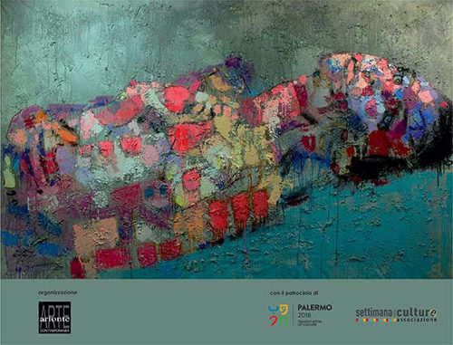 Traces of Soul, la mostra personale di Fabio Modica a Cavallerizza di Palazzo Sambuca di Palermo