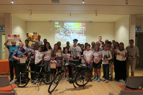 Trentino pedala: tutti i vincitori