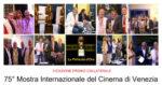 La Pellicola d'Oro di Enzo De Camillis, tra i Premi Collaterali della Mostra Internazionale d'Arte Cinematografica di Venezia