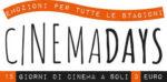 Cinemadays. Emozioni per tutte le stagioni