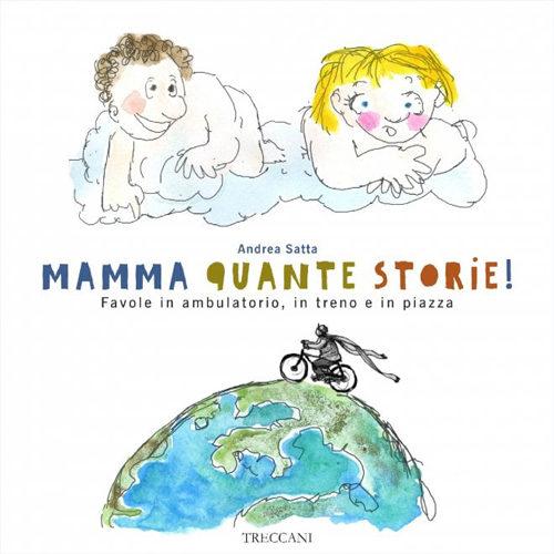 """Al Festival CORE – Oltre il Giardino Andrea Satta con lo spettacolo """"Mamma Quante Storie / Mamme Narranti"""""""