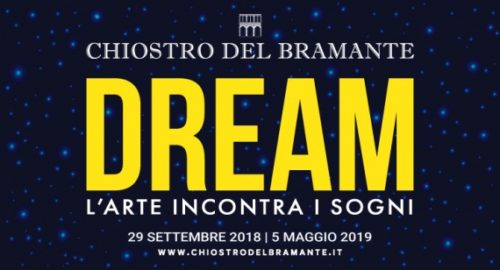 Dream. L'arte incontra i sogni