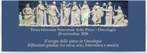 Terza Giornata Nazionale della Psico-Oncologia indetta dalla SIPO