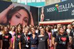 Poche ore all'elezione di Miss Italia…
