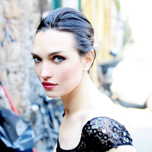 """Angelique Cavallari premiata come migliore attrice al Festival Internazionale del Cinema dei Castelli Romani per il film """"Seguimi"""""""