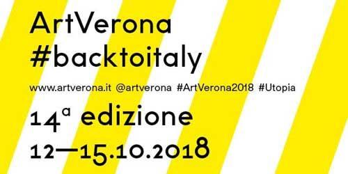 ArtVerona 2018, il programma in fiera e in città