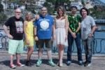 I Buio Pesto in concerto in memoria delle vittime del ponte Morandi