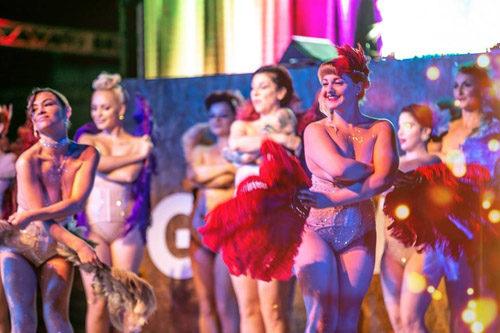 Caput Mundi International Burlesque Award in arrivo la 6°Edizione del Festival di Burlesque più noto d'Italia