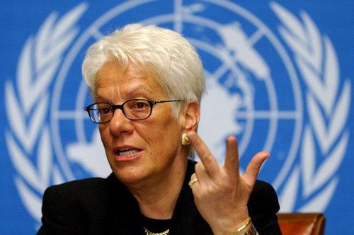 'Gli Impuniti. I Crimini in Siria e la mia lotta per la verità' di Carla Ponte a Roma per il IX Festival della Diplomazia