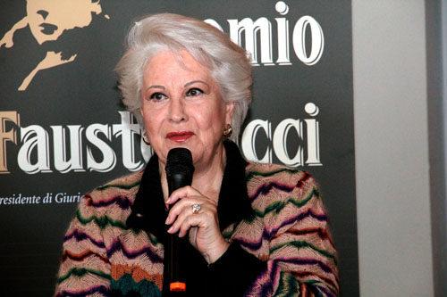 Premio Fausto Ricci: a conferenza stampa con Madame Serra