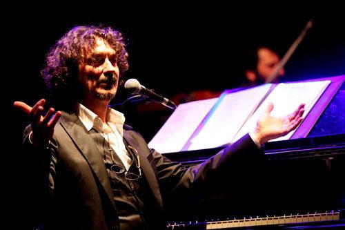 Festival d'Autunno, una serata magica con Sergio Cammariere