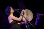 Francesca Incudine vince il Premio Bianca d'Aponte, l'unico per cantautrici in Italia