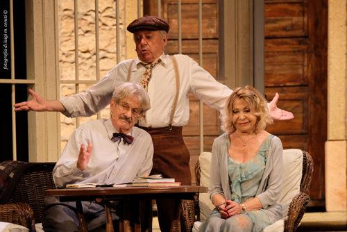 Quartet al Teatro Quirino di Roma