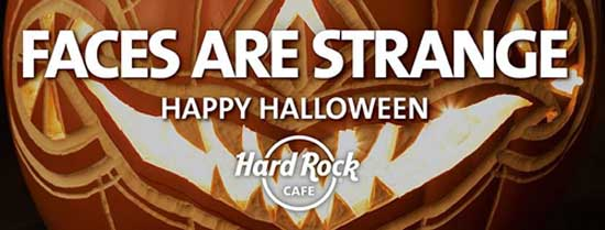 Halloween incontra il Dia De Los Muertos all'Hard Rock Cafe Roma