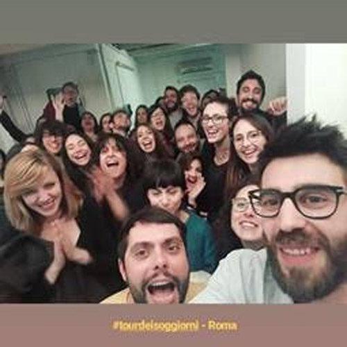 """Il """"Tour dei soggiorni"""" di Filippo Dr.Panìco fa tappa a Roma"""