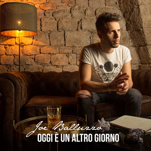 Joe Balluzzo, live a Roma per il concerto benefico The Helping Hands Fundraising