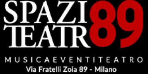 """Lo spettacolo """"I colori dell'acqua"""" domenica 21 ottobre allo Spazio Teatro 89 di Milano"""
