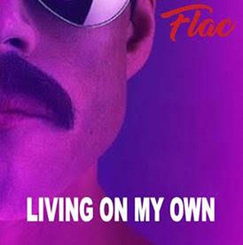 Living On My Own, brano con cui la band siciliana FLAC rende omaggio a Freddie Mercury è uscito