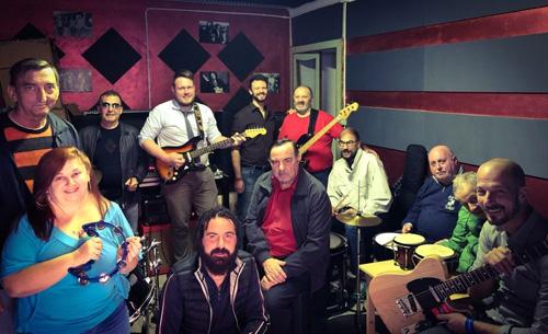 La band TRA LE RIGHE in concerto a Pontevico