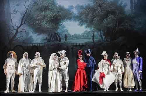 Presentata la stagione d'Opera e Danza 2018-2019 del Teatro Alighieri di Ravenna