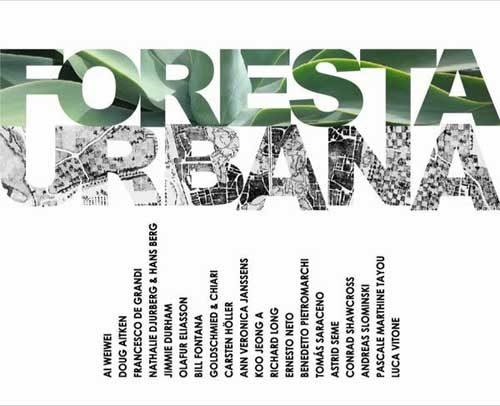 Inaugura a Palermo la Mostra Foresta Urbana a cura di Paolo Falcone