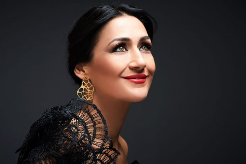 Myrtò Papatanasiu nel concerto diretto da Roberto Abbado al Festival Verdi 2018