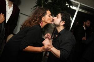 Rosa Pianeta e Juan Diego Pueta Lopez foto di Sabrina Lee Gore