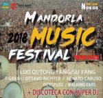 Sean White presenta il Mandorla Music Festival