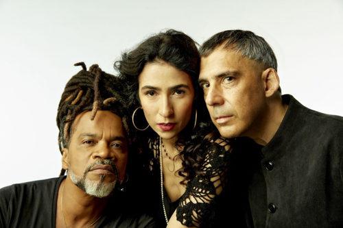 Il trio Tribalistas in tour a Milano e Roma per presentare il loro nuovo progetto discografico Tribalistas