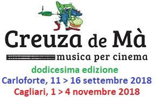XII festival Creuza de Mà, il festival di musica per cinema diretto da Gianfranco Cabiddu al via