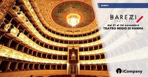 Barezzi Festival, al via la XII edizione