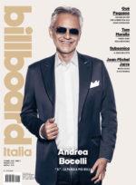 Billboard Italia, in edicola il nuovo numero con la cover story dedicata ad Andrea Bocelli