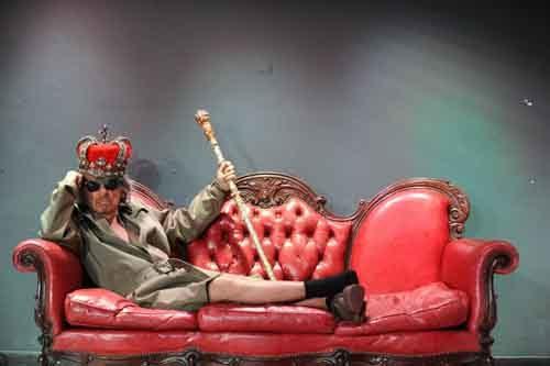 Il Re Anarchico e i fuorilegge di Versailles al Sala Umberto di Roma