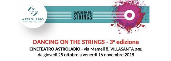 Il jazz-rock del Trio Bobo a Villasanta per il quarto appuntamento della rassegna Dancing On The Strings
