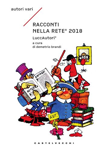 Al via la nuova edizione del Premio letterario Racconti nella Rete - XVIII edizione / 2019