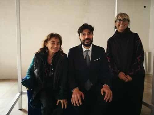 Adesso Libere, l'incontro-recital multimediale al Pacta Salone di Milano