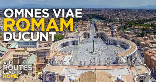 All Routes Lead to Rome: 23 novembre – Roma e Matera tra capitale culturale umano e turismo accessibile