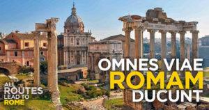 All Routes Lead to Rome, il programma del 20 novembre