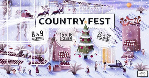 Christmas Country Fest. Il Natale in serra a Serra Madre per tre week-end