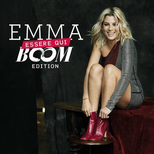 """EMMA: """"Essere qui"""" è platino! Da febbraio live nei palasport d'Italia con """"Essere Qui Tour"""""""