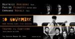 Emme Record Live Session in concerto al Teatro il Cantiere