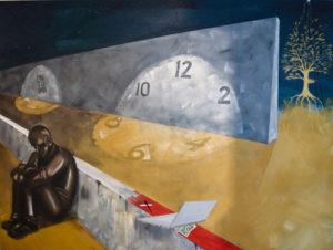 En to Pan, il titolo della mostra di Alessio Pistilli al Contemporary Art Fairs di Windsor