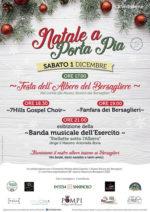 Festa dell'albero dei bersaglieri al Cortile Museo Storico dei Bersaglieri di Roma