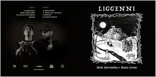 Liggenni, il nuovo album di Mimì Sterrantino e Marco Corrao