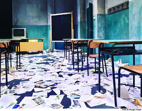La Classe, lo spettacolo di Vincenzo Manna al Sala Umberto di Roma