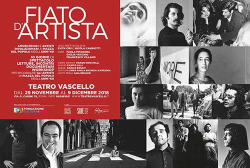 Giosetta Fioroni. Pop sentimentale, il documentario dedicato alla sua opera al Teatro Vascello di Roma